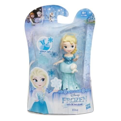 Hasbro C1096eu4 Disney Frozen Die Eiskönigin Little