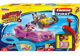 CARRERA FIRST - Mickey and the Roadster Racers - Minnie