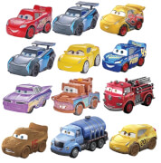 Mattel FLG67 Cars Mini Racers 3er-Pack Sortiment