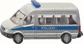 SIKU 0804 SUPER - Polizeibus, 1:55, ab 3 Jahre