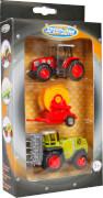 Speedzone Farmset, 3 Stück, 2-fach sortiert