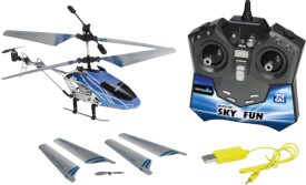 REVELL 23982 RC Helikopter Sky Fun, ab 15 Jahre