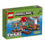LEGO® Minecraft? 21129 Die Pilzinsel, 247 Teile