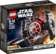 LEGO® Star Wars 75194 First Order TIE Fighter Microfighter, 91 Teile, ab 6 Jahre