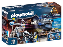 PLAYMOBIL 70224 Novelmore Geniale Wasserballiste