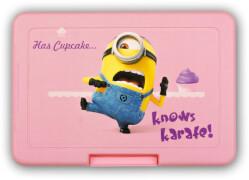 Minions Brotdose ''Cupcake''