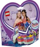 LEGO® Friends 41385 Emmas sommerliche Herzbox, 86 Teile, ab 6 Jahre