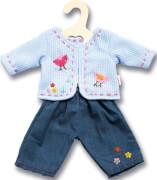 Puppen-Jacke mit Jeans, 28 - 35 cm