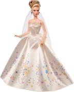 Mattel Disney Hochzeitskleid Cinderella