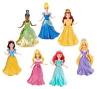 Mattel Disney MagiClip Mini-Prinzessinnen