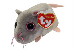 TY MIKO MOUSE TEENY TY