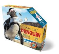 Puzzle Shape Junior Pinguin 100 Teile