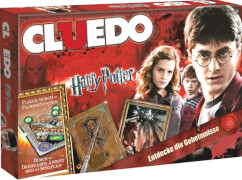 Winning Moves Cluedo Harry Potter Collector's Edition