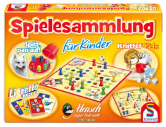 Schmidt Spiele Spielesammlung für Kinder