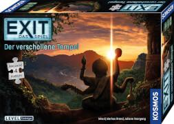 Kosmos EXIT Das Spiel + Puzzle - Der verschollene Tempel