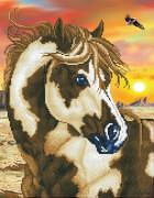 DIAMOND DOTZ Pferd