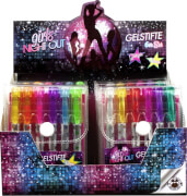 GIRLS NIGHT OUT Mini-Gelstifte im 6er Etui, 2-fach sortiert