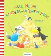 Alle meine Kindergartenfreunde (der kleiner Rabe Socke), Eintragealbum, 64 Seiten, ab 4 Jahren