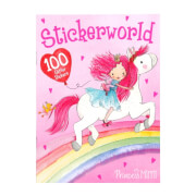 Depesche 8979 Princess MimiŽs Stickerworld