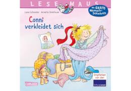 Lesemaus - Band 146: Conni verkleidet sich, Taschenbuch, 24 Seiten, ab 3 Jahre
