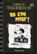 Gregs Tagebuch 10 - So ein Mist, ab 10 - 12 Jahre, 218 Seiten