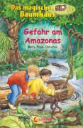 Loewe Das magische Baumhaus - Gefahr am Amazonas, Band 6