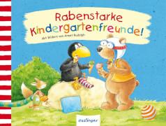 Rabenstarke Kindergartenfreunde, Gebundenes Buch, 96 Seiten, ab 3 Jahren
