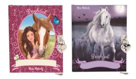 Depesche 8462 Miss Melody Tagebuch mit ABC Stickern