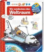 Ravensburger 32732  Wieso? Weshalb? Warum? Band 32: Wir entdecken den Weltraum