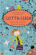 Arena - Mein Lotta-Leben (13). Wenn die Frösche zweimal quaken,  Lesebuch, 160 Seiten, ab 9 - 11 Jahren. Pantermüller, Alice/Koh