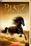 Blitz - Der schwarze Hengst kehrt zurück, Band 2, ab 9 Jahren. 224 Seiten