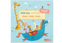Carlsen -Hör mal, Verse für Kleine: Hopp, hopp,