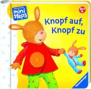 Ravensburger 041299 Knopf auf, Knopf zu