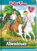 Panini Verlags GmbH, Bibi & Tina, Buch Die größten Abenteuern mit DVD
