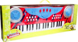 Boogie Bee Elektronisches Keyboard mit Mikrofon
