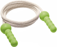 Hüpfseil, grün / Jump rope, green