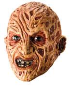 Freddy 3/4 Vinylmaske - Adult