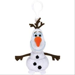 Disney Frozen - Die Eiskönigin Clip Schlüsselanhänger Olaf mit Sound