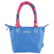 Trend LOVE Handtasche klein azur