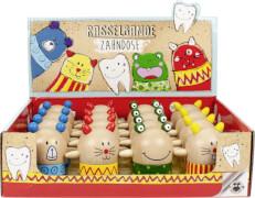 RASSELBANDE Zahndose, 4-fach sortiert