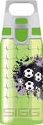 SIGG VIVA ONE Football Trinkflasche, 0,5 Liter