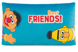Kissen Ernie & Bert, rechteck